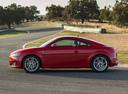 Фото авто Audi TT 8S, ракурс: 90 цвет: красный