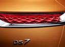 Фото авто DS 7 1 поколение, ракурс: задние фонари цвет: бронзовый