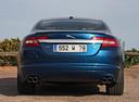 Фото авто Jaguar XF X250, ракурс: 180 цвет: синий
