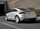 Фото авто Audi TT 8J [рестайлинг], ракурс: 135 цвет: серебряный