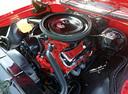 Фото авто Chevrolet Chevelle 2 поколение [2-й рестайлинг], ракурс: двигатель
