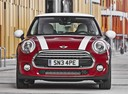 Фото авто Mini Cooper F56,  цвет: красный