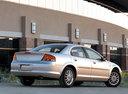 Фото авто Chrysler Sebring 2 поколение, ракурс: 225