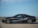 Фото авто BMW i8 I12, ракурс: 90 цвет: серый