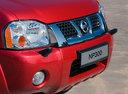 Фото авто Nissan NP300 1 поколение, ракурс: передняя часть