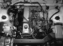 Фото авто Nissan Bluebird 810, ракурс: двигатель