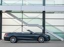 Фото авто Mercedes-Benz S-Класс W222/C217/A217 [рестайлинг], ракурс: 270 цвет: синий