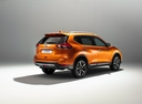 Фото авто Nissan X-Trail T32 [рестайлинг], ракурс: 225 - рендер цвет: оранжевый