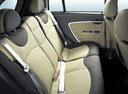 Фото авто Chery Kimo 1 поколение, ракурс: задние сиденья