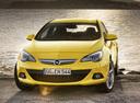 Фото авто Opel Astra J [рестайлинг],  цвет: желтый