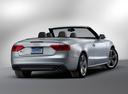 Фото авто Audi S5 8T [рестайлинг], ракурс: 225 цвет: серебряный