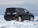 Фото авто Nissan Patrol Y62, ракурс: 225 цвет: черный