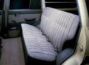 Фото авто Toyota Land Cruiser J60, ракурс: задние сиденья