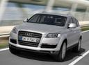 Фото авто Audi Q7 4L, ракурс: 45