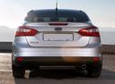 Фото авто Ford Focus 3 поколение, ракурс: 180 цвет: серебряный