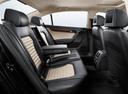Фото авто Volkswagen Magotan 2 поколение, ракурс: задние сиденья