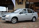 Новый ВАЗ (Lada) Granta, серебряный , 2017 года выпуска, цена 526 600 руб. в автосалоне АВТОГРУП КРЫМ