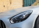 Фото авто Mercedes-Benz AMG GT C190 [рестайлинг], ракурс: передние фары