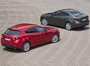 Фото авто Mazda 3 BM, ракурс: 225 цвет: красный