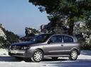 Фото авто Nissan Almera N16 [рестайлинг], ракурс: 45 цвет: серебряный