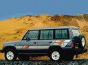 Фото авто Mitsubishi Pajero 1 поколение, ракурс: 135