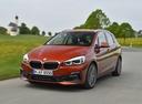 Фото авто BMW 2 серия Active Tourer F45 [рестайлинг], ракурс: 45 цвет: бронзовый