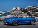 Фото авто Audi RS 5 8T [рестайлинг], ракурс: 45 цвет: голубой