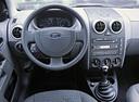 Фото авто Ford Fusion 1 поколение, ракурс: рулевое колесо