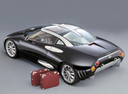 Фото авто Spyker C8 1 поколение, ракурс: 135 цвет: черный