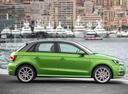 Фото авто Audi A1 8X [рестайлинг], ракурс: 270