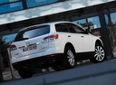 Фото авто Mazda CX-9 1 поколение, ракурс: 225 цвет: белый