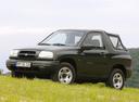 Фото авто Suzuki Grand Vitara 1 поколение, ракурс: 45