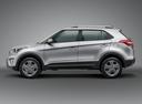 Фото авто Hyundai Creta 1 поколение, ракурс: 90 - рендер цвет: серебряный