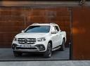 Фото авто Mercedes-Benz X-Класс 1 поколение, ракурс: 45 цвет: белый