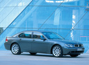 Фото авто BMW 7 серия E65/E66, ракурс: 315 цвет: мокрый асфальт
