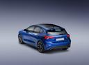 Фото авто Ford Focus 4 поколение, ракурс: 135 цвет: синий