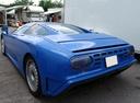 Фото авто Bugatti EB 110 1 поколение, ракурс: 135