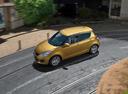 Фото авто Suzuki Swift 4 поколение [рестайлинг], ракурс: 45 цвет: желтый