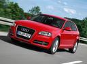 Фото авто Audi A3 8P/8PA [2-й рестайлинг], ракурс: 45