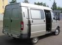 Фото авто ГАЗ Соболь Бизнес [2-й рестайлинг], ракурс: 225 цвет: серебряный