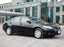 Фото авто Toyota Camry XV40, ракурс: 315 цвет: черный