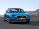 Фото авто Audi A6 4G/C7 [рестайлинг], ракурс: 315 цвет: голубой