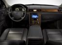 Фото авто Ford Taurus 5 поколение, ракурс: центральная консоль