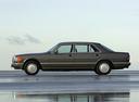 Фото авто Mercedes-Benz S-Класс W126 / C126 [рестайлинг], ракурс: 90