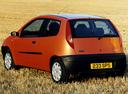 Фото авто Fiat Punto 2 поколение, ракурс: 135
