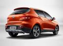 Фото авто FAW D60 1 поколение, ракурс: 225 цвет: оранжевый