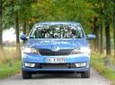 Фото авто Skoda Rapid 3 поколение,  цвет: голубой