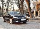 Фото авто Toyota Camry XV50, ракурс: 315 цвет: черный
