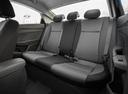 Фото авто Hyundai Solaris 2 поколение, ракурс: задние сиденья