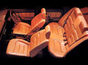 Фото авто Nissan Leopard F30, ракурс: салон целиком